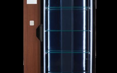 Nouveau frigo Eat Machine pour cantine connectée